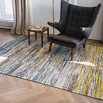Rugs -Sari Blue Yellow Mix - 8873