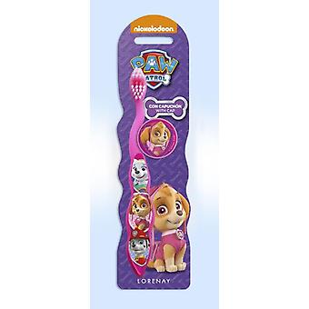 Lorenay Toothbrush for Girls Paw Patrol