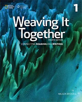 tissage it Together 1 Student Book (4th) by Broukal Milada - 97813052