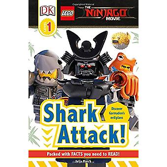 DK Readers L1 - The Lego(r) Ninjago(r) Movie - Shark Attack! by DK - 97