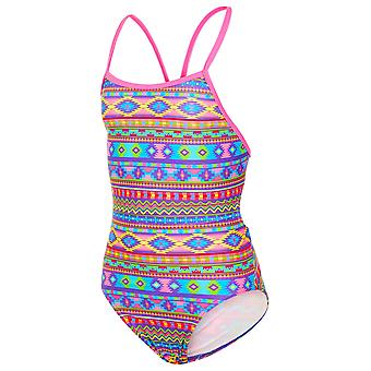 Maru Aztec Wonder Pacer Fly Back Swimwear For Girls