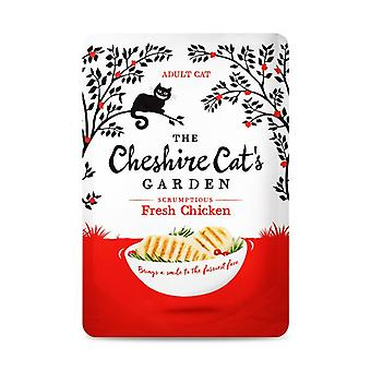 Cheshire Cat's Garden Fresh Chicken Wet Cat Food - 1 X 85g
