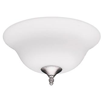 Hunter ceiling fan add-on light kit FROSTED OPAL