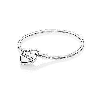 Pulsera PANDORA Silver Women's Charm - 597806-16