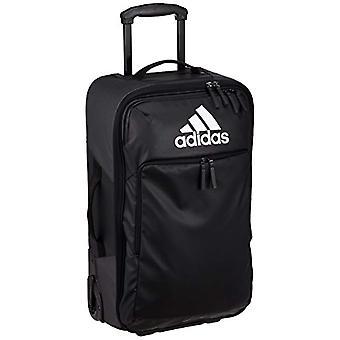 adidas CY6056 - Borsa Sportiva Unisex-Adulto - Nero Negro/Blanco - 24x36x45 Centimeters (W x H x L)