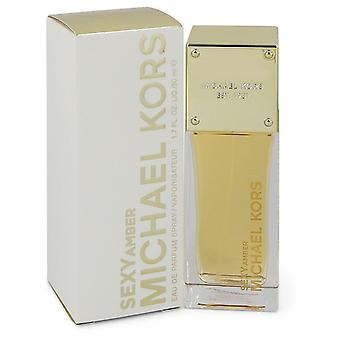 Michael Kors Sexy Amber von Michael Kors Eau De Parfum Spray 1,7 oz/50 ml (Frauen)