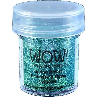 Wow! Embossing Powder 15Ml Spring Breeze Wow Ws83r
