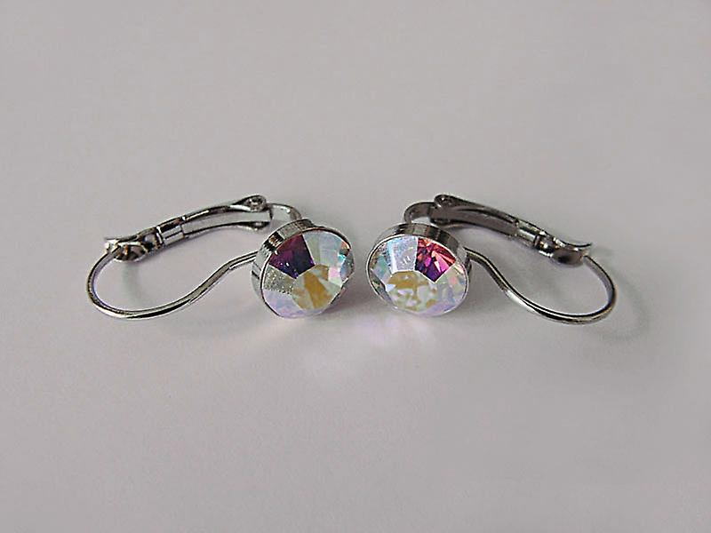 Aurora crystal drop earrings EMB7.6