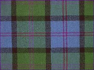 MacThomas, Antique - Pure tartan de laine