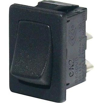 Toggle switch 250 V 16 A 1 x On/Off Arcolectric H8600VBAAA latch 1 pc(s)