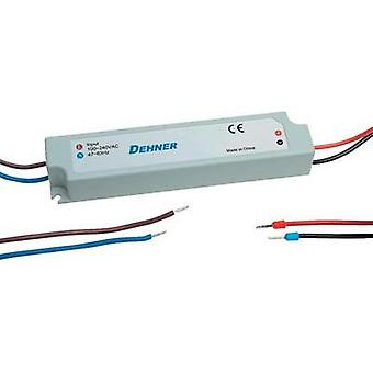 LED driver Constant current Dehner Elektronik LED-350MA35W-IP67 35 W (ma