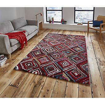 Sunrise Y505A Rectangle tapis tapis Funky