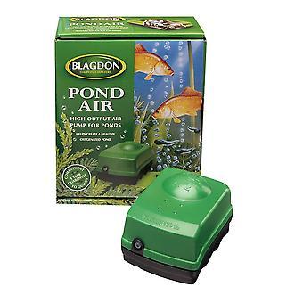 Blagdon Pond Air Pump System 2