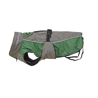 Buster Winter Jacket Steel Grey/artichoke Green Large