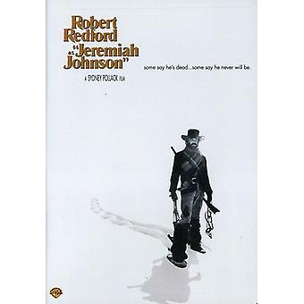 Jeremiah Johnson [DVD] USA import
