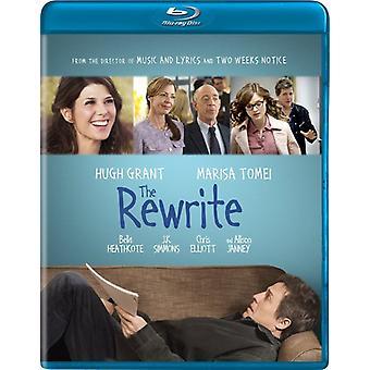 Rewrite [BLU-RAY] USA import