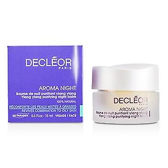 Decleor Aroma Night Ylang Ylang rening Night Balm - 15ml / 0,5 oz