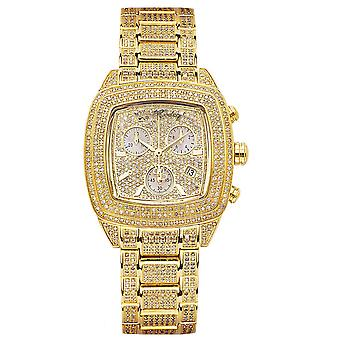 Joe Rodeo diamond ladies watch - CHELSEA gold 13 ctw