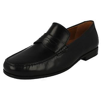 Mens Clarks Formal Slip On Shoes Claude Lane