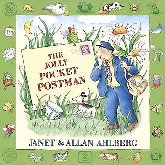 Jolly Pocket Postman Re Issue by Ahlberg Janet Ahlberg Allan