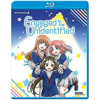 Verloofd met de Unidentified [BLU-RAY] USA import