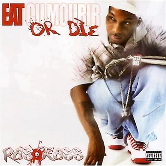 RAS Kass - spise eller Die [CD] USA importerer