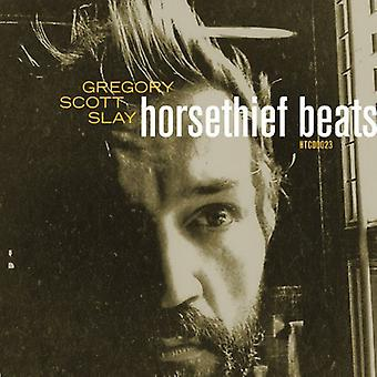 Gregory Scott Slay - Horsethief Beats/the Sound Will Find You [Vinyl] USA import