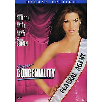 Miss Congeniality [DVD] USA import