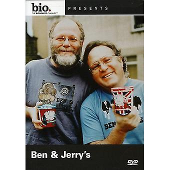 Ben & Jerry [DVD] USA import