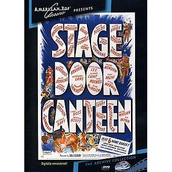 Fase døren kantine (1943) [DVD] USA importerer