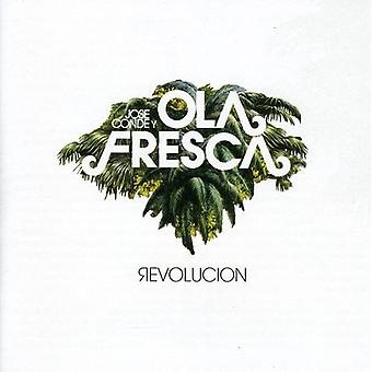 Conde, Jose Y Ola Fresca - (R) Evolucion [CD] USA import