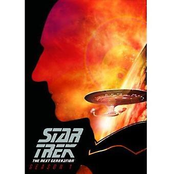 Star Trek Next Generation - Star Trek Next Generation: importation USA saison 1 [DVD]