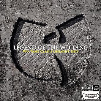 Wu-Tang Clan - legenden om Wu-Tang: Greatest Hits [Vinyl] USA import