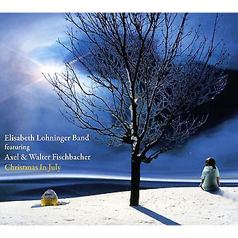 Elisabeth Lohninger Band - Natale in importazione USA luglio [CD]