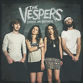 Vespers - Sisters & Brothers [CD] USA import
