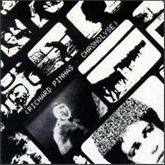 Richard Pinhas - Chronolyse [CD] USA import
