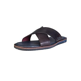 Ted Baker Ted Baker Leather Slip On Flip Flops PUNXEL 16001