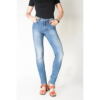 Gas Women Jeans Blue