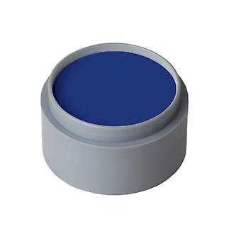 Fyldes op og øjenvipper vand makeup ren mørk blå