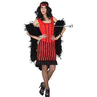 Las mujeres trajes de disfraz de bailarina de Cabaret para las señoras