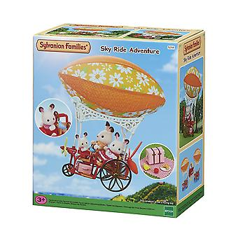 Sylvanian Families Sky Ride Adventure Set