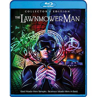 Lawnmower Man (Collector's Edition) [Blu-ray] USA import