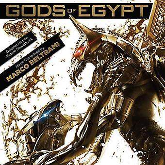 Soundtrack - Gods of Egypt [CD] USA import