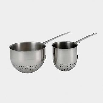 De Buyer Colander For Pasta With hook handle Ø 12 cm 1 L