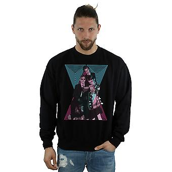 Paul Weller Men's Sights Photo Sweatshirt
