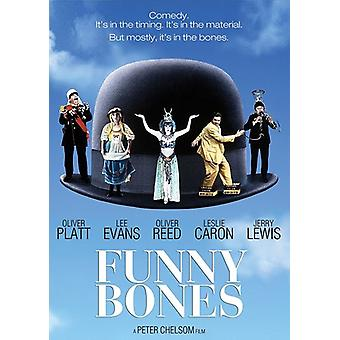 Funny Bones (1995) [DVD] USA import