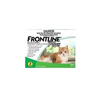 Frontline Plus 3 Pack Cat