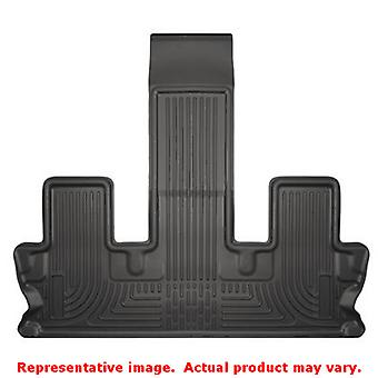 Husky Liners 19601 Black WeatherBeater 3rd Seat Floor L FITS:TOYOTA 2014 - 2014