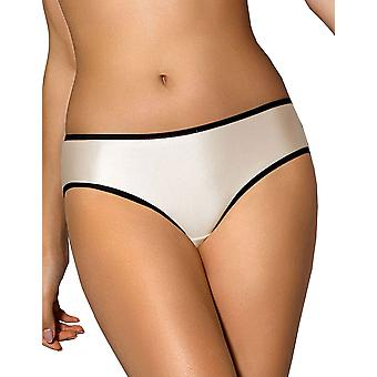 Roza Women's Emi Cream Knickers Panty Brief