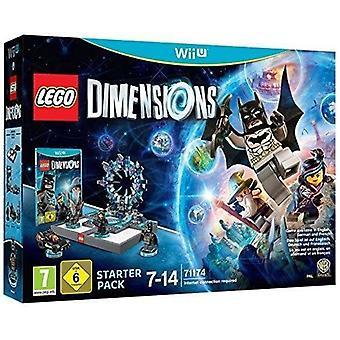 LEGO dimensioner Starter Pack Nintendo Wii U